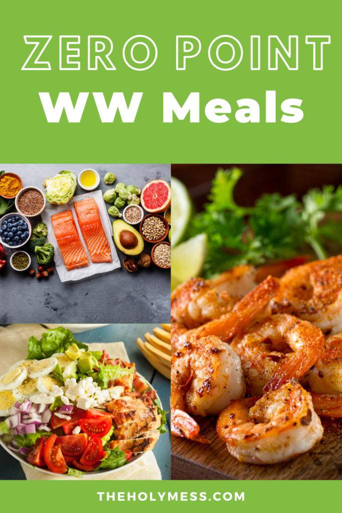 zero point ww meals, Weight Watchers Zero Point Food