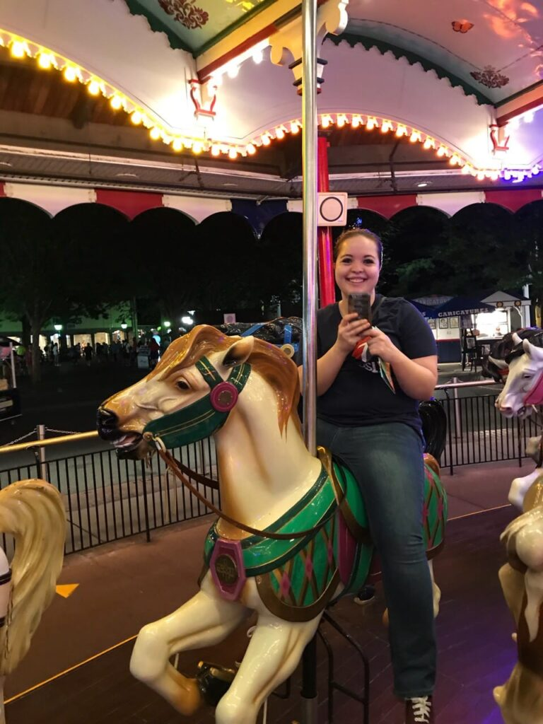 Hershey Park Carousel