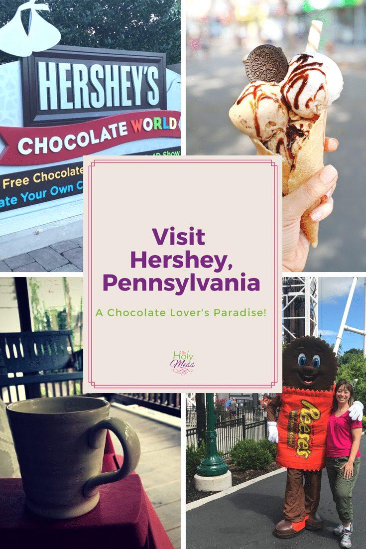 Visit #hershey #park ##pennsylvania #chocolateworld