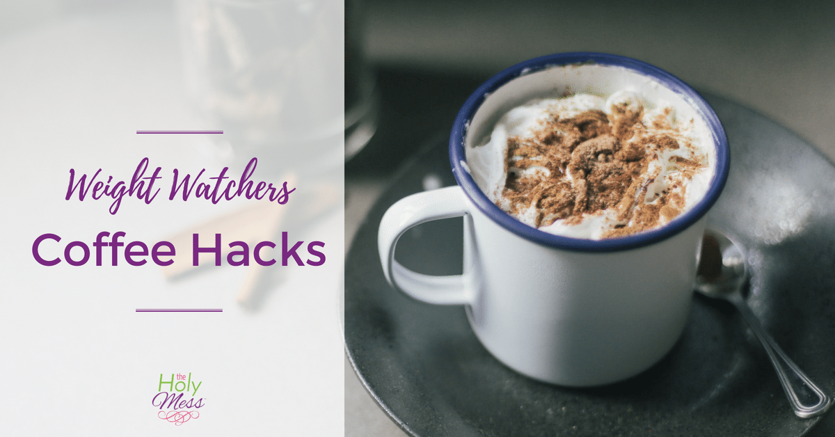 Weight Watchers Coffee Hacks