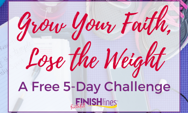 Free Christian Weight Loss Challenge: Grow Your Faith, Lose the Weight