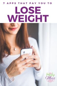 7 Apps that Pay You to Lose Weight in 2018 #fitness #weightloss #diet