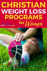 Get online Christian Weight Loss Programs for Women with Faithful Finish Lines