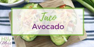 Taco Avocado recipe