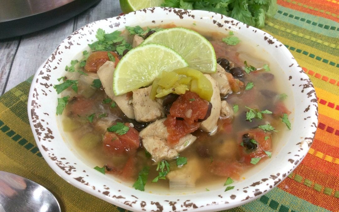 Weight Watchers Jerk Chicken Soup Recipe