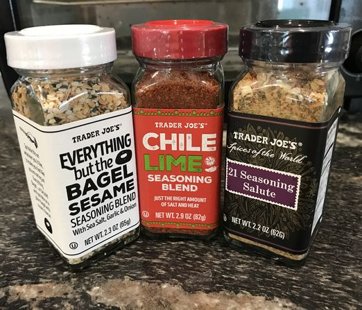 Trader Joe's Seasonings