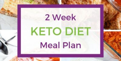 2 week keto diet