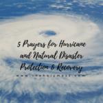 Prayers for Hurricane Protection