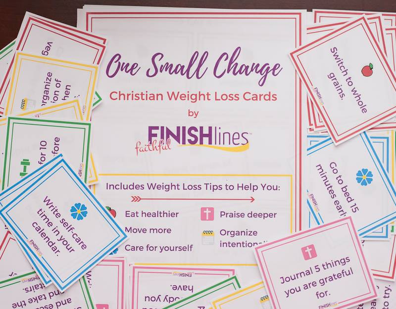 One Small Change for Weight Loss