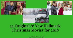 22 Original and New Hallmark Christmas Movies for 2018