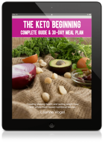Healthful Pursuit with Leanne Vogel is a go-to Keto resource for women.