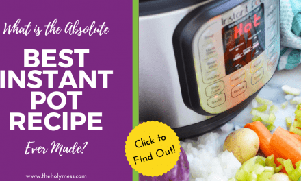 What is the Absolute Best Instant Pot Recipe Ever Made?