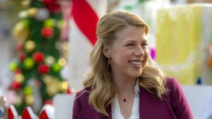 ENTERTAINING CHRISTMAS Hallmark Christmas movie new 2018