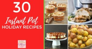 30 Instant Pot Holiday Recipes