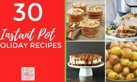 30 Instant Pot Holiday Recipes You Have to Make This Year