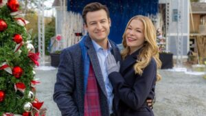 It's Christmas, Eve Hallmark original Christmas special