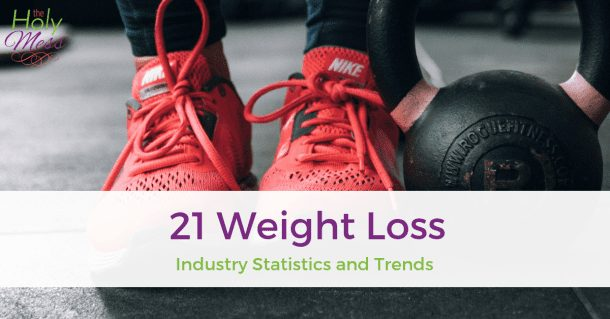 21 Weight Loss Industry Statistics and Trends for 2019