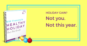 WW Freestyle Healthy Holiday Bundle