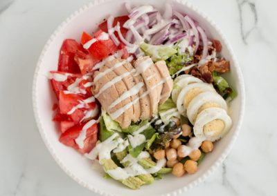 Weight Watchers Chicken Cobb Salad Recipe