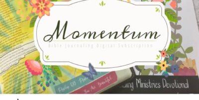Momentum Bible Journaling Kit