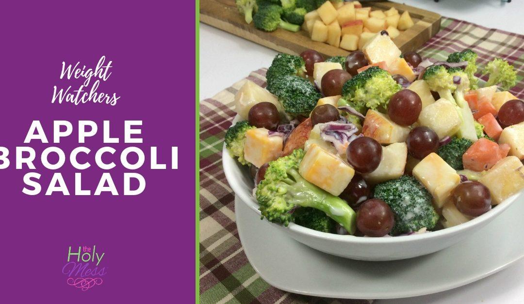 Weight Watchers Apple Broccoli Salad Recipe
