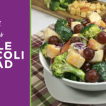 Weight Watchers Apple Broccoli Salad