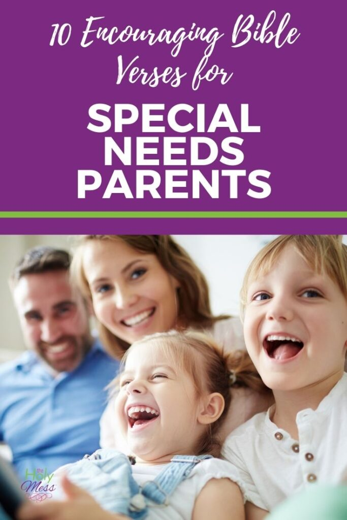 special needs moms and dads