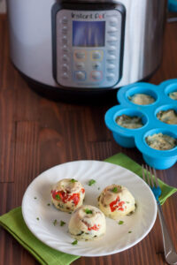 Instant Pot Starbucks Egg Bites