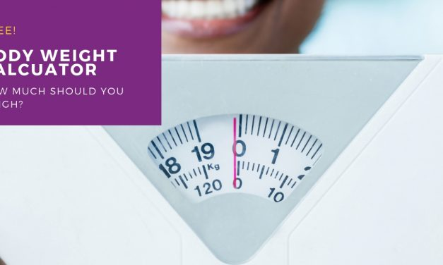 Free Body Weight Calculator – How Much Should I Weigh?