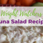 WW tuna salad recipe