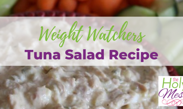 Weight Watchers Zero Point Tuna Salad Recipe