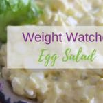 Weight Watchers Egg Salad Recipe