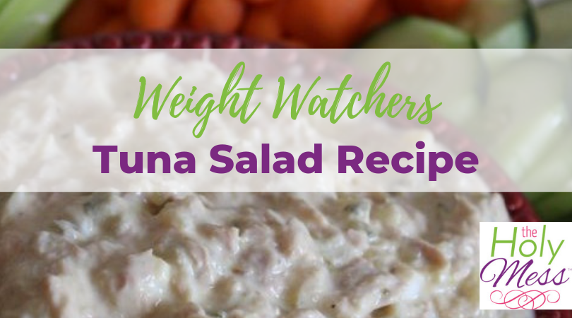 Weight Watchers Tuna Salad Recipe