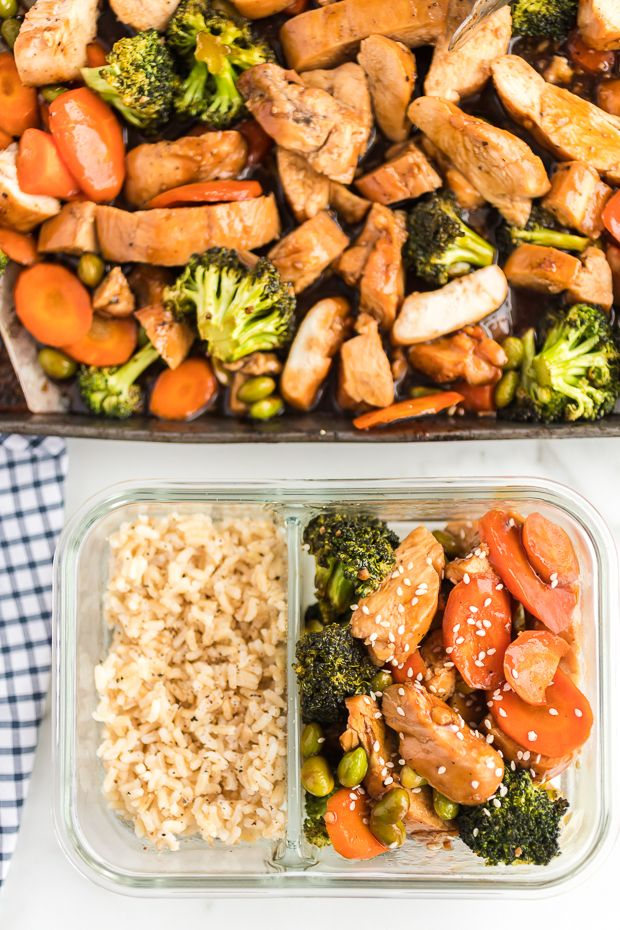 ww teriyaki chicken, sheet pan teriyaki chicken