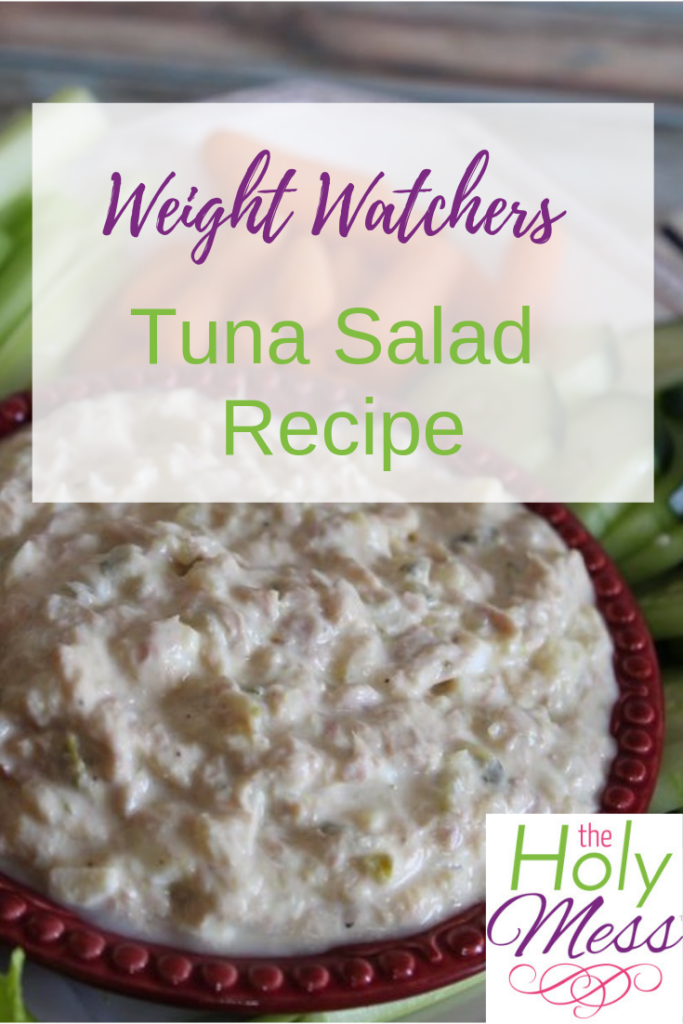 Weight Watchers Tuna Salad Recipe