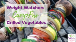 Weight watchers grilled vegetables