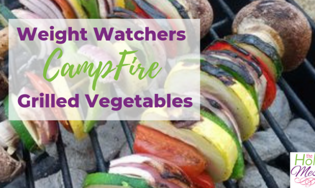 Weight Watchers Campfire Grilled Vegetables