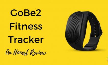 GoBe2 Fitness Tracker – An Honest Review