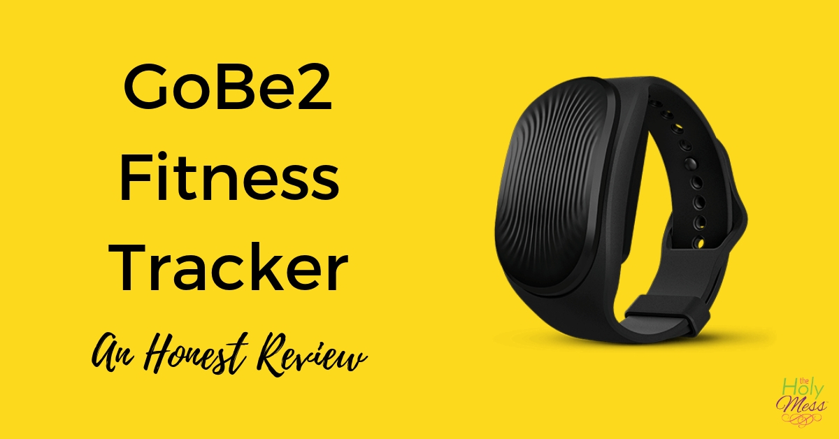 GoBe2 Fitness Tracker – An Honest Review