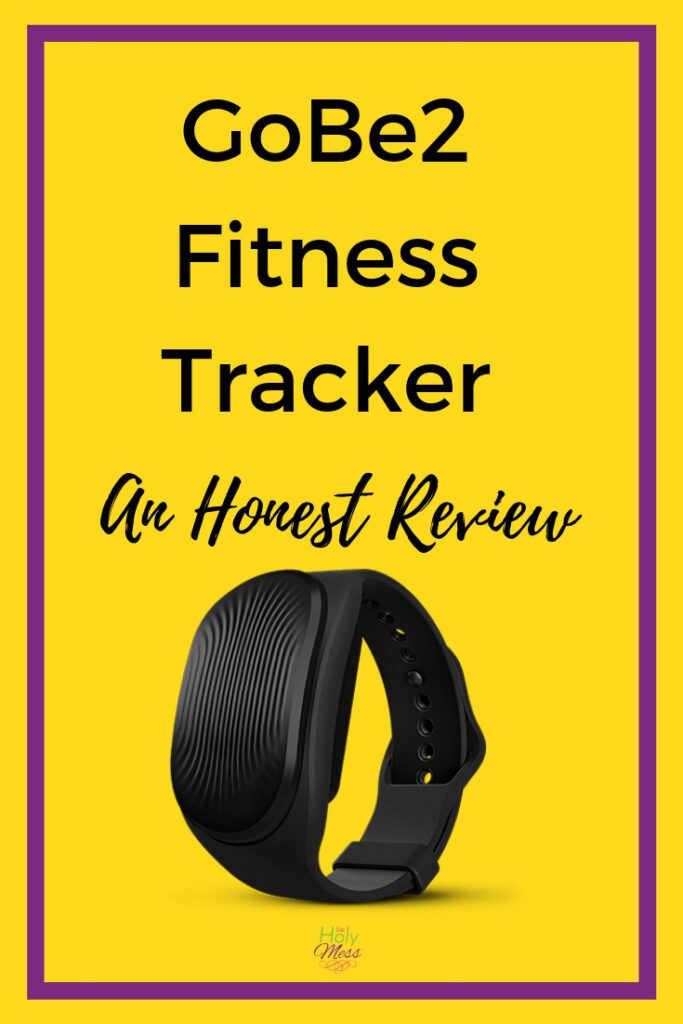 GoBe2 fitness tracker - an honest review