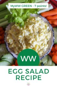 Weight Watchers Egg Salad Green