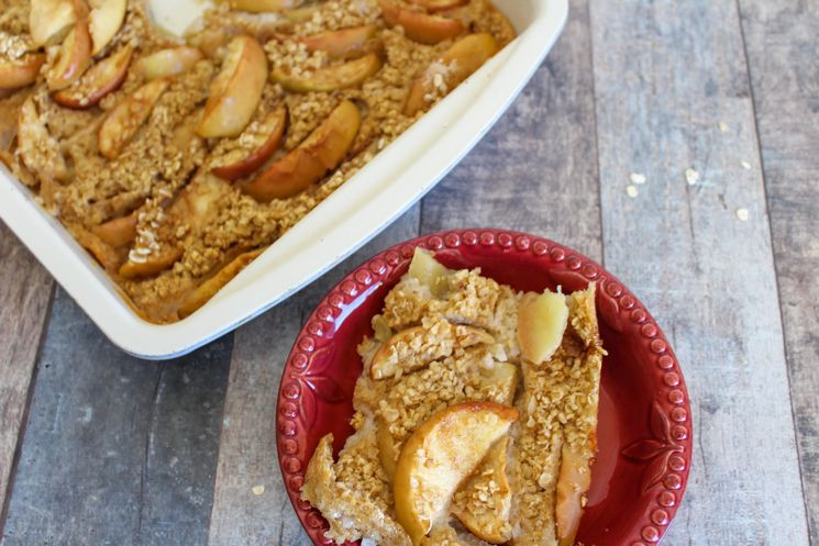 Weight Watchers Apple Crisp - 4 points