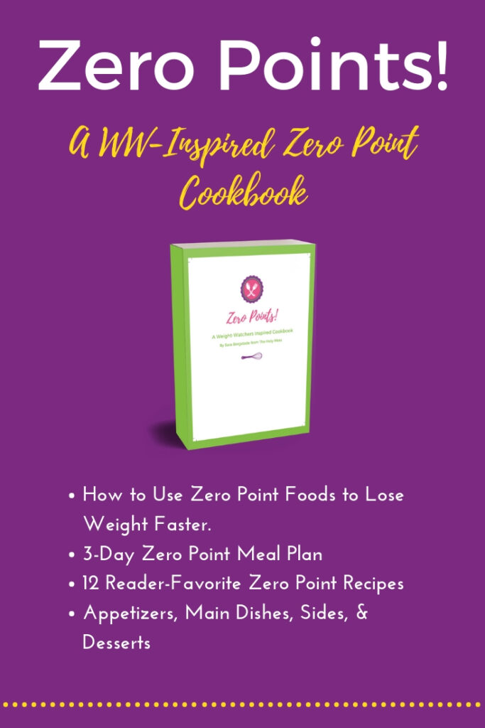WW Zero Point Cookbook