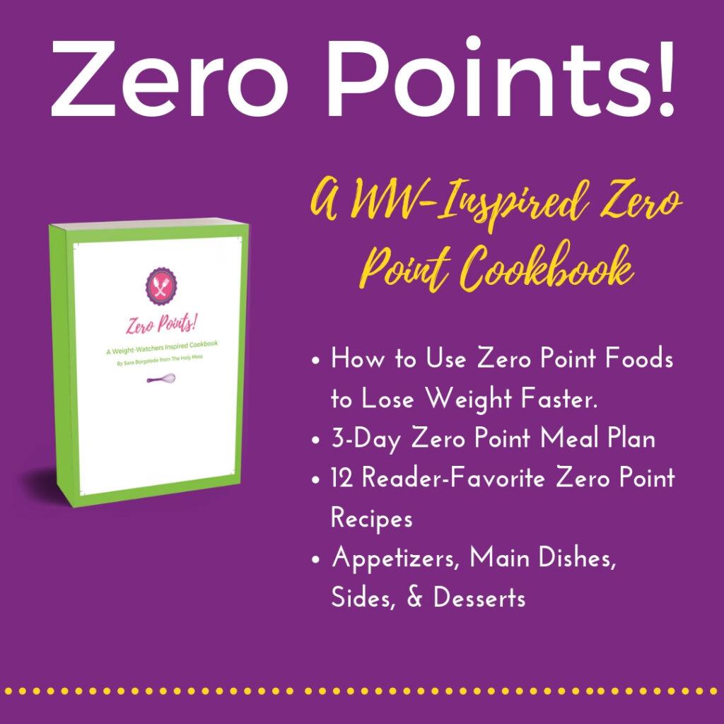 Zero Points Cookbook