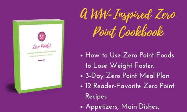 WW Zero Point Cookbook – 12 Delicious Recipes
