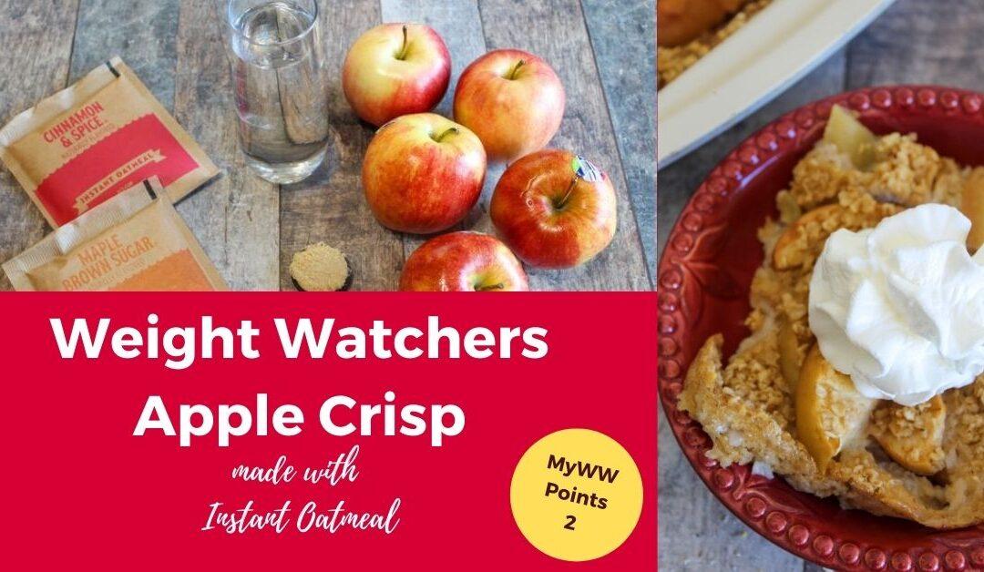 Weight Watchers Apple Crisp Recipe
