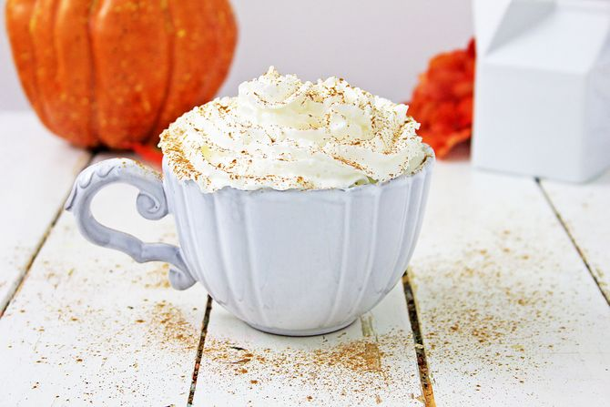 WW Latte Recipe