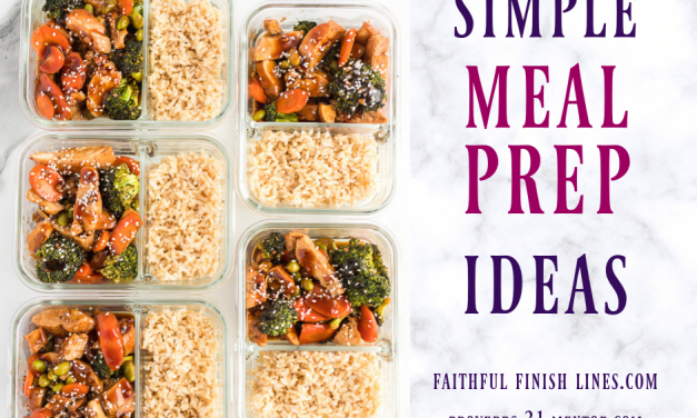5 Easy Meal Prep Solutions for Busy Women