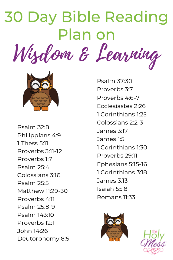 30 Bible Verses about Knowledge and Understanding