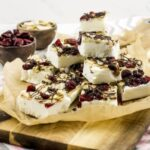 weight watchers toasted almond cranberry bark